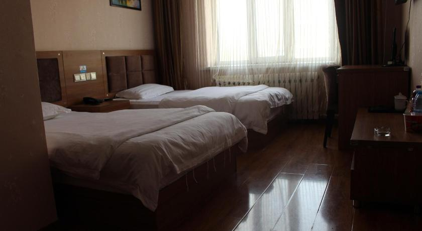 Twin/Double Room - Bed Fucheng Guest House