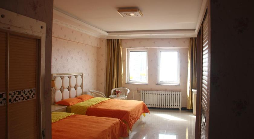 Twin Room Manzhouli Love Guesthouse