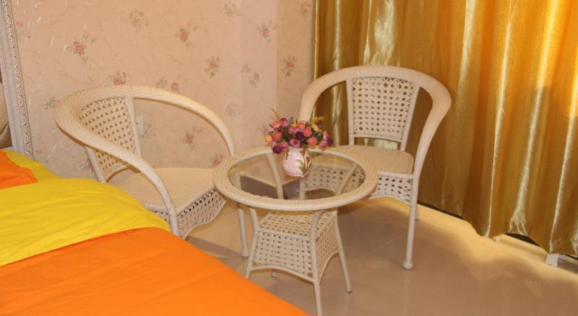 Triple Room Manzhouli Love Guesthouse