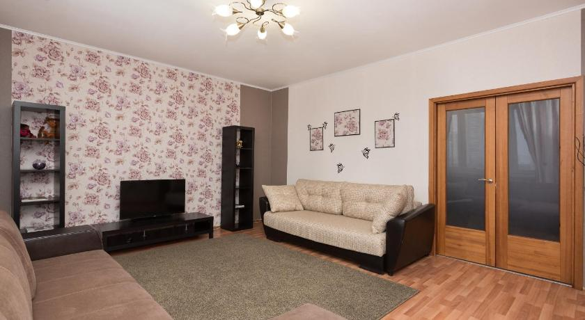 Apartament Superior - sala d'estar separada Apartment Na Malysheva 4b