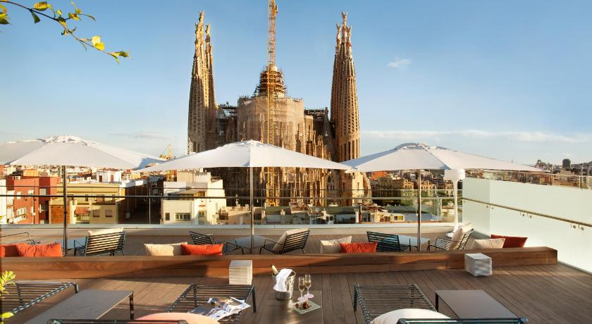 Ayre Hotel Rosellón - Barcelona