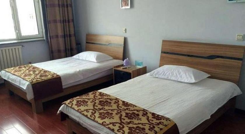 Standard Twin Room - Bed Zhiyuan Guesthouse