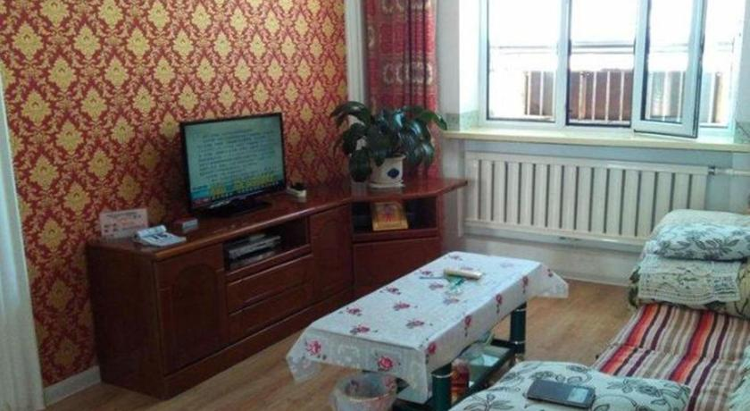 Separate living room Liying Guest House
