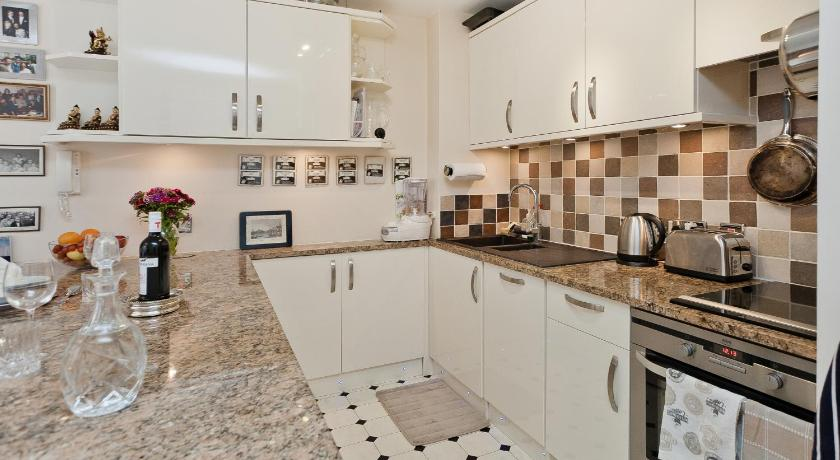 Apartament d'Una Habitació 1-Bed Apt, V Centre of London, Sleeps 5