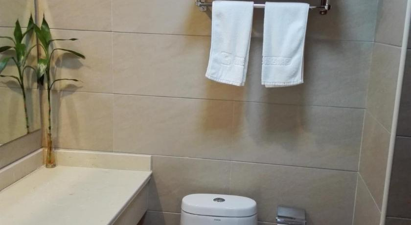Mainland Chinese Citizens - Comfort Twin Room - Bathroom City 118 Qingdao Huangdao Xin'an