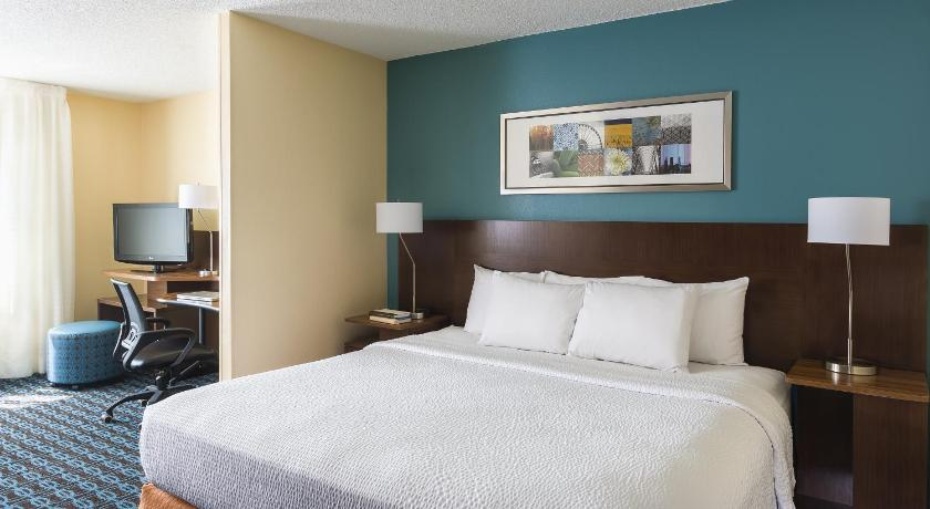 Veure totes les 8 fotos Fairfield Inn & Suites Dallas Park Central