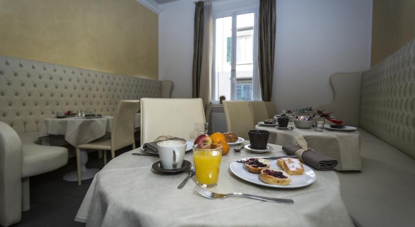 Hotel La Casa di Morfeo Via Ghibellina 51 Nero Florenz