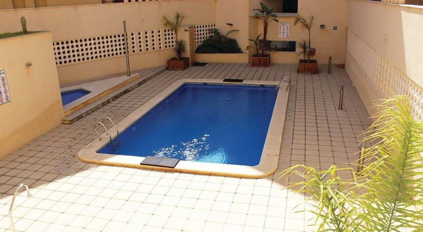 Piscina Apartment Torrevieja with Sea View 05