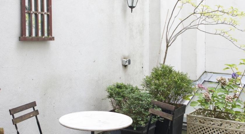 altan/terrasse Herengracht Canal Apartment