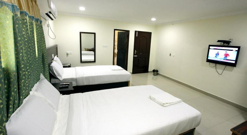 Habitació Deluxe Doble Fast Track Hotels Chennai Airport