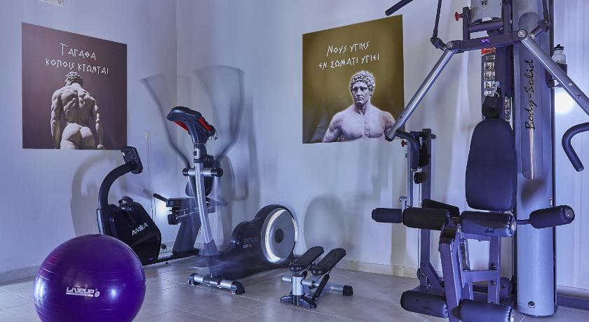 Fitness center Keramos Villa & Apartments