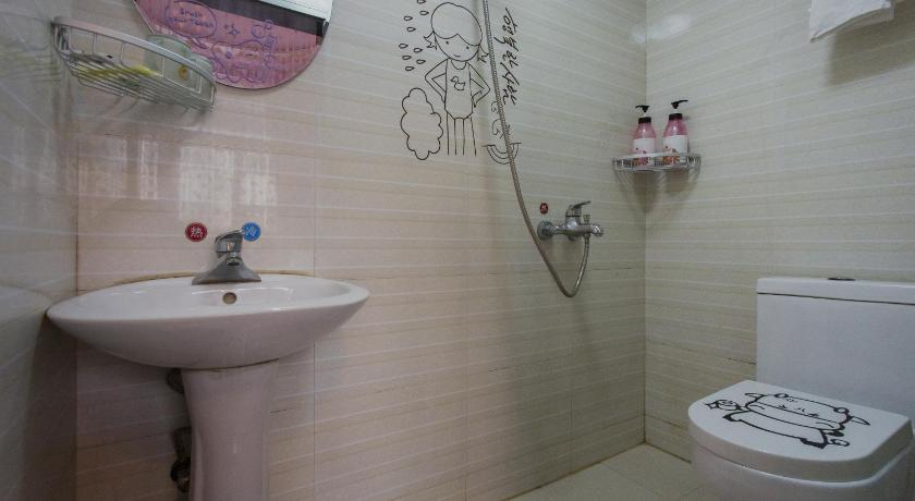 Bathroom Wuzhen Fengqiao Hostel