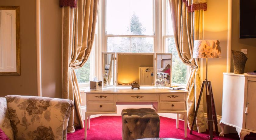 Cluny Bank Hotel 69 St. Leonard\'s Road Forres