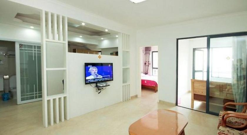 Se alle 30 billeder Sanya Zero Distance Sea View Apartment