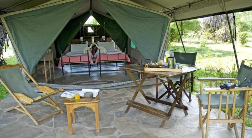 Tenda - Habitació Lake Manze Camp