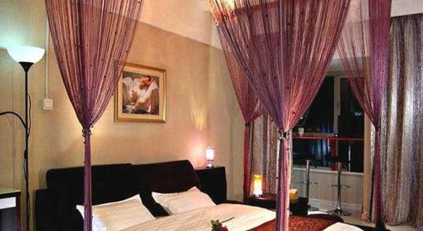 Double Room Manju Lishe Boutique Serviced Apartment