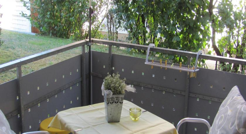 One-Bedroom Apartment (2 - 3 Adults) - Balcony/terrace Fewo Gina
