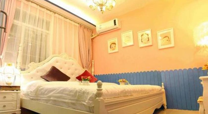 Mainland Chinese Citizen-Cozy Queen Room Xiamen Zhuna'er Holiday Villa