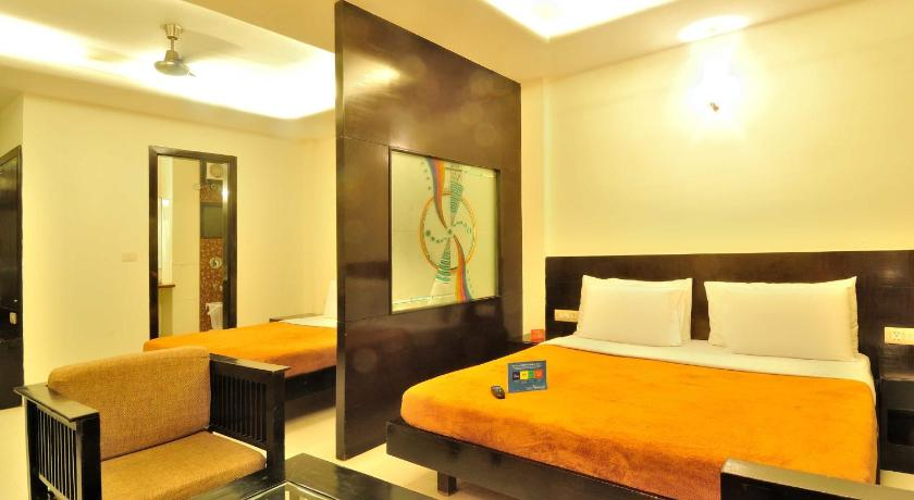 Deluxe Værelse Fabhotel Fatehabad Road Iii