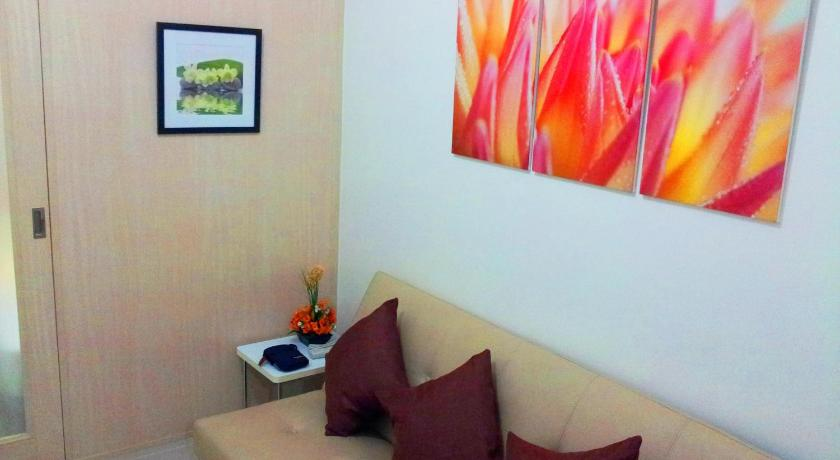 Apartmá The Redbloom Suites Manila at Sea