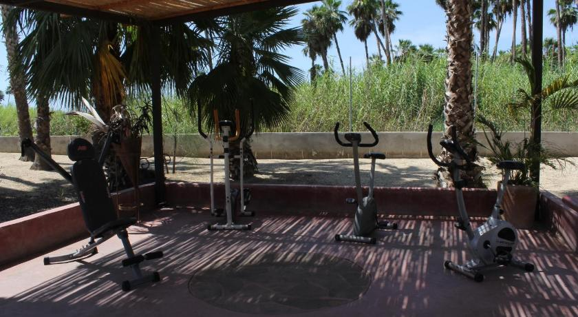 Fitness center Hotel Posada La Poza