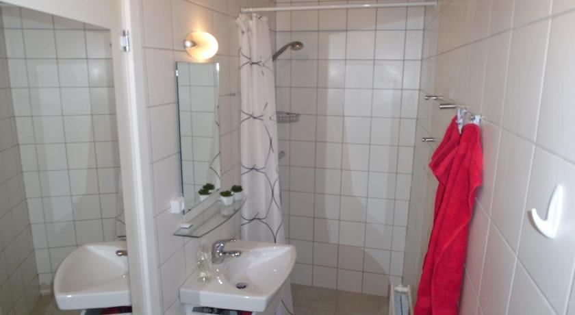 Badezimmer Give City Apartments