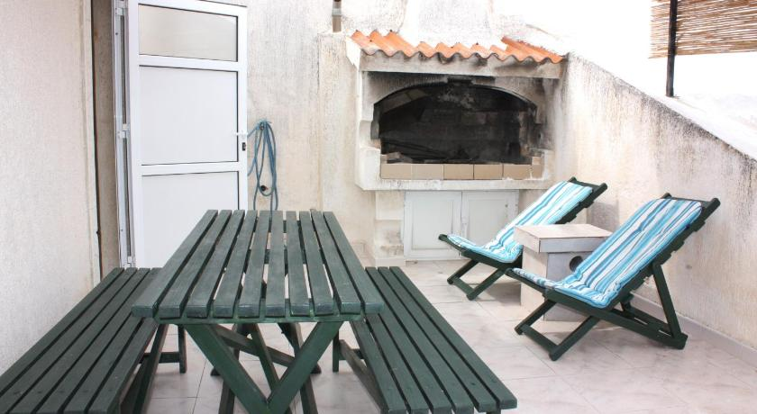 Altan/terrasse Old Town Rooms - Katine Street