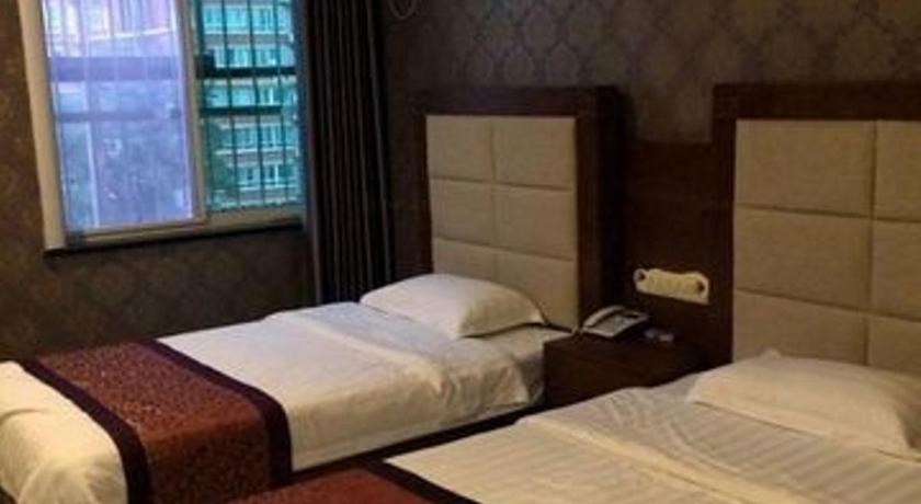 Mainland Chinese Citizens-Deluxe Twin Room An'an Express Hotel