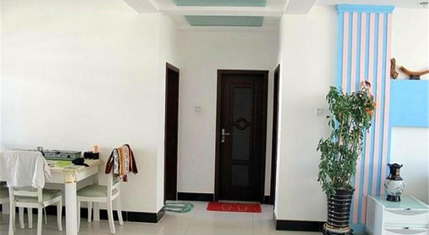 Mainland Chinese Citizens-Two-Bedroom Apartment Ejin Haokezhijia Guest House