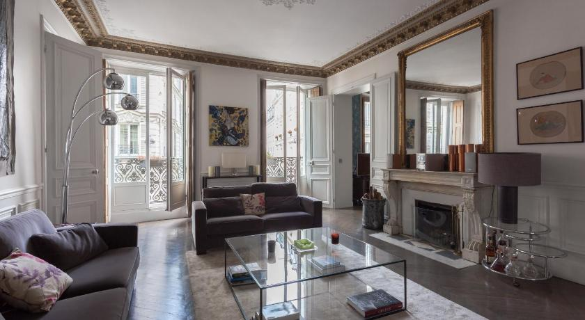 المزيد حول onefinestay - Montmarte-South Pigalle private homes II