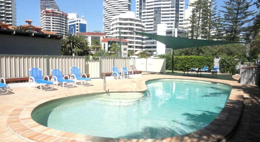 Queensleigh Holiday Apartments 5 Queenland Avenue, Broadbeach Gold Coast