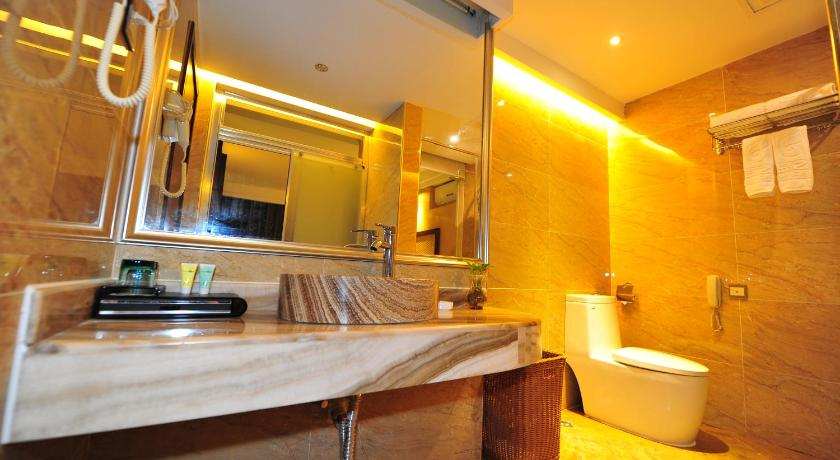 Deluxe Twin Room - Shower Yedao Island Star Holiday Hotel