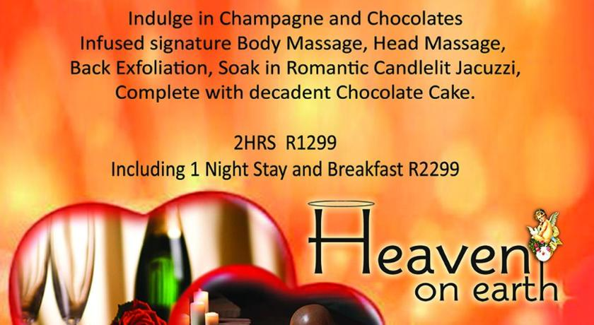 Heaven On Earth Spa Pretoria
