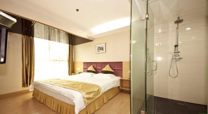 Mainland Chinese Citizens - Double/ Twin Room Fuzhou Spring Hotel Dongda Branch