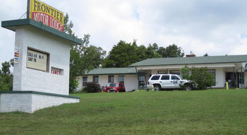 More About Frontier Motor Lodge