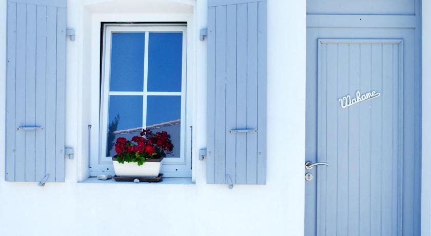 Maison des Algues 147 rue des Algues Rivedoux-Plage