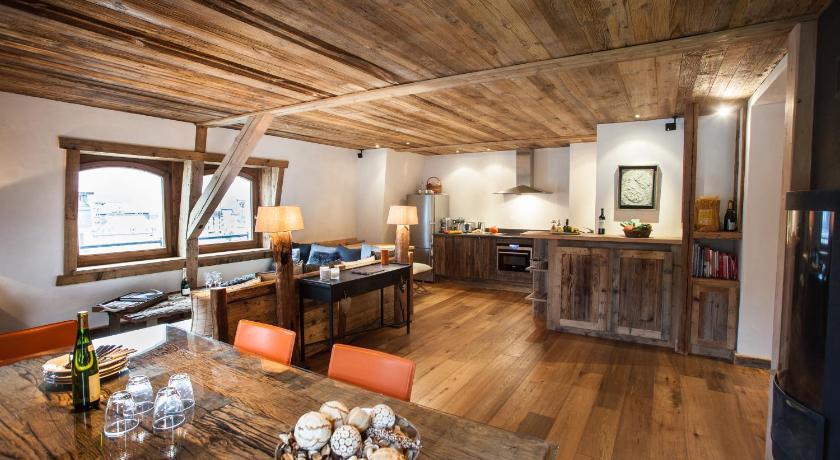 Luxueux Appartement Chamonix Centre