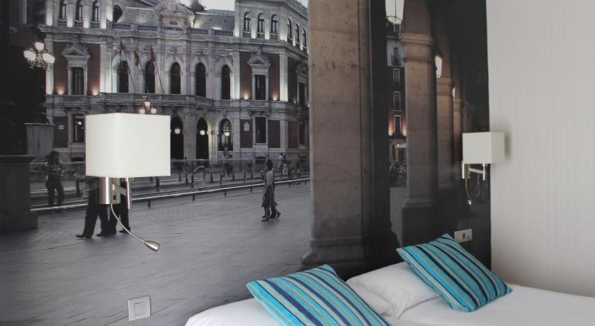 boutique hotels with family rooms en Valladolid  Imagen 8