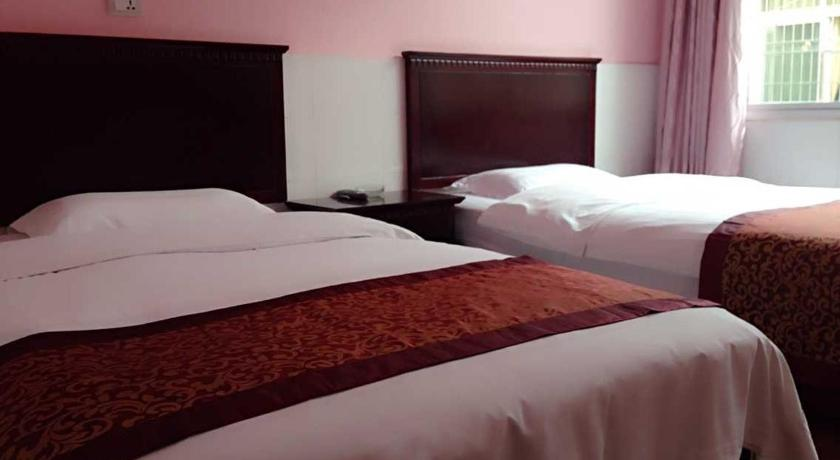 Twin Room Enshi Xianju Business Inn