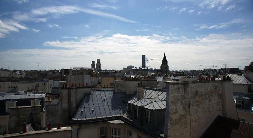 Apartment - View Apartment Rue de Seine with view - 4 adults