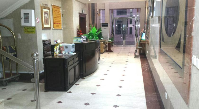 Лоби Qasr Al Ahd 1 Hotel Apartments- (Families Only)
