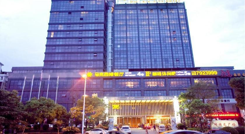 More about Muxin City Hotel
