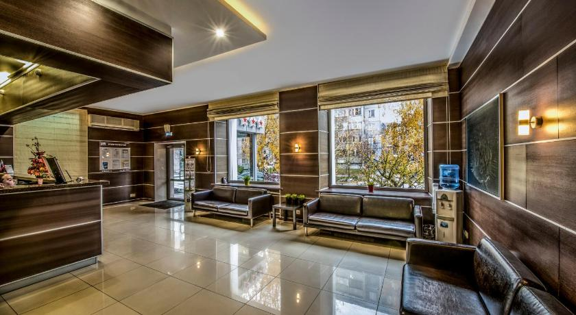 Recreational facilities City Hotel Novosibirsk