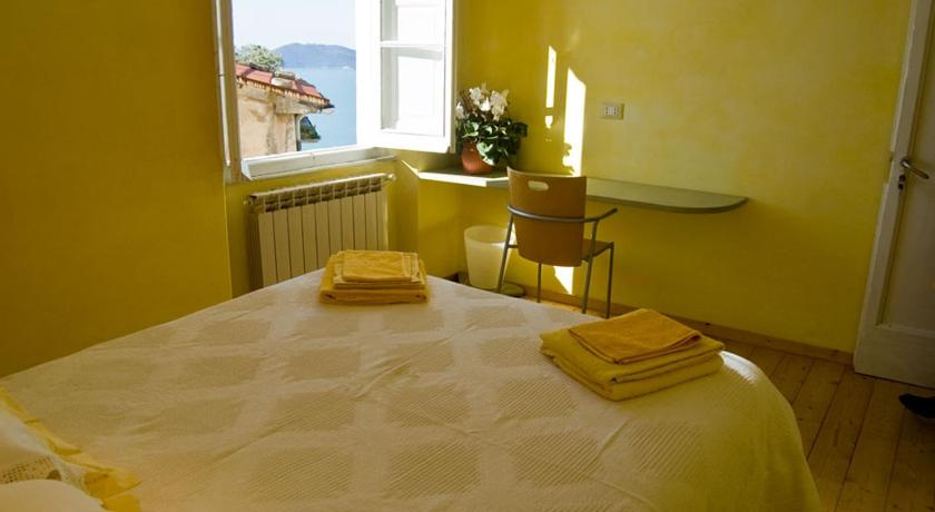 Double Room with Sea View - Guestroom La Tata B&B
