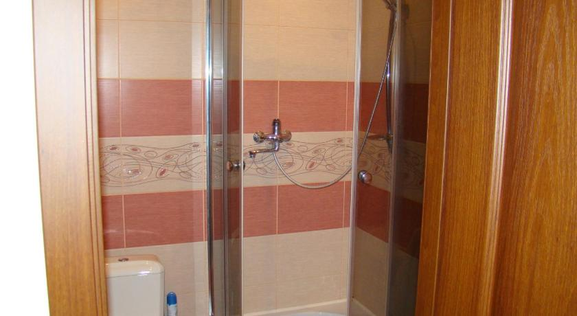 Apartmá s balkonem Apartment in Chernigov