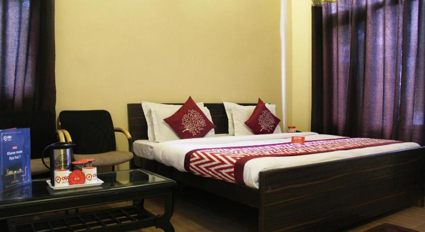 Double or Twin Room Oyo Rooms Near Graphic Era Bhimtal Nainital