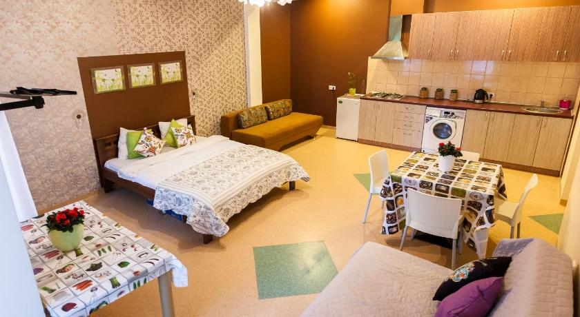 Standard Double or Twin Room - 9 Sodu Street