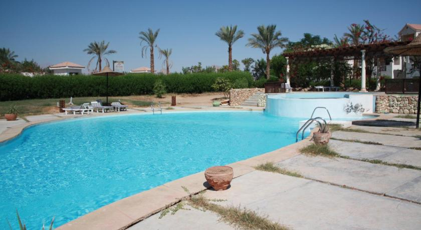 Swimmingpool Charming Sharm Apartment