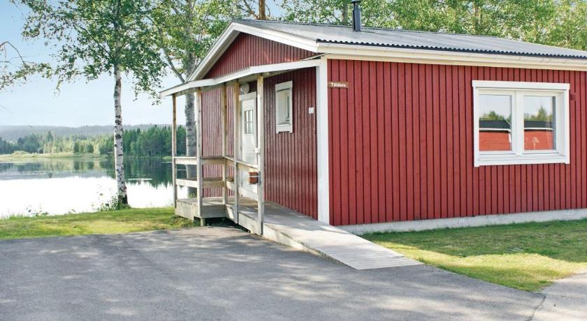 منزل بغرفتي نوم Holiday home Fritidsvägen, Järpen Sorsele