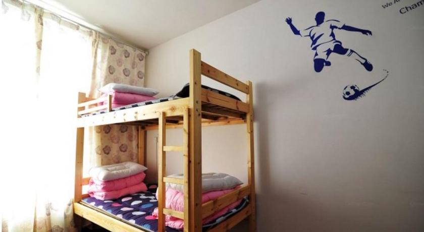 Bed in 8-Bed Male Dormitory Room - Bed Guiyang Shinian Youth Hostel